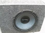 "INFINITY Speakers/Subwoofer 10"" SUBWOOFER"
